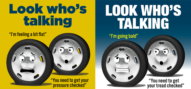 Tyre Safety Month 2019 is here - is your vehicle ready?